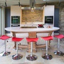 Фото из портфолио Кухня-остров – фотографии дизайна интерьеров на INMYROOM