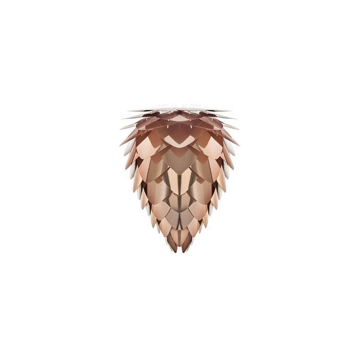 Плафон Conia mini copper медного цвета