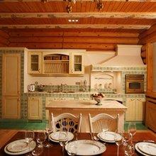Фотография: Кухня и столовая в стиле Кантри, Дом, Интерьер комнат, Прованс, Проект недели – фото на InMyRoom.ru
