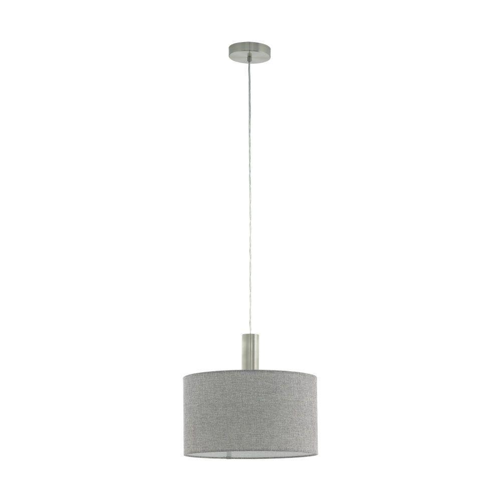 Подвесной светильник Concessa серого цвета
