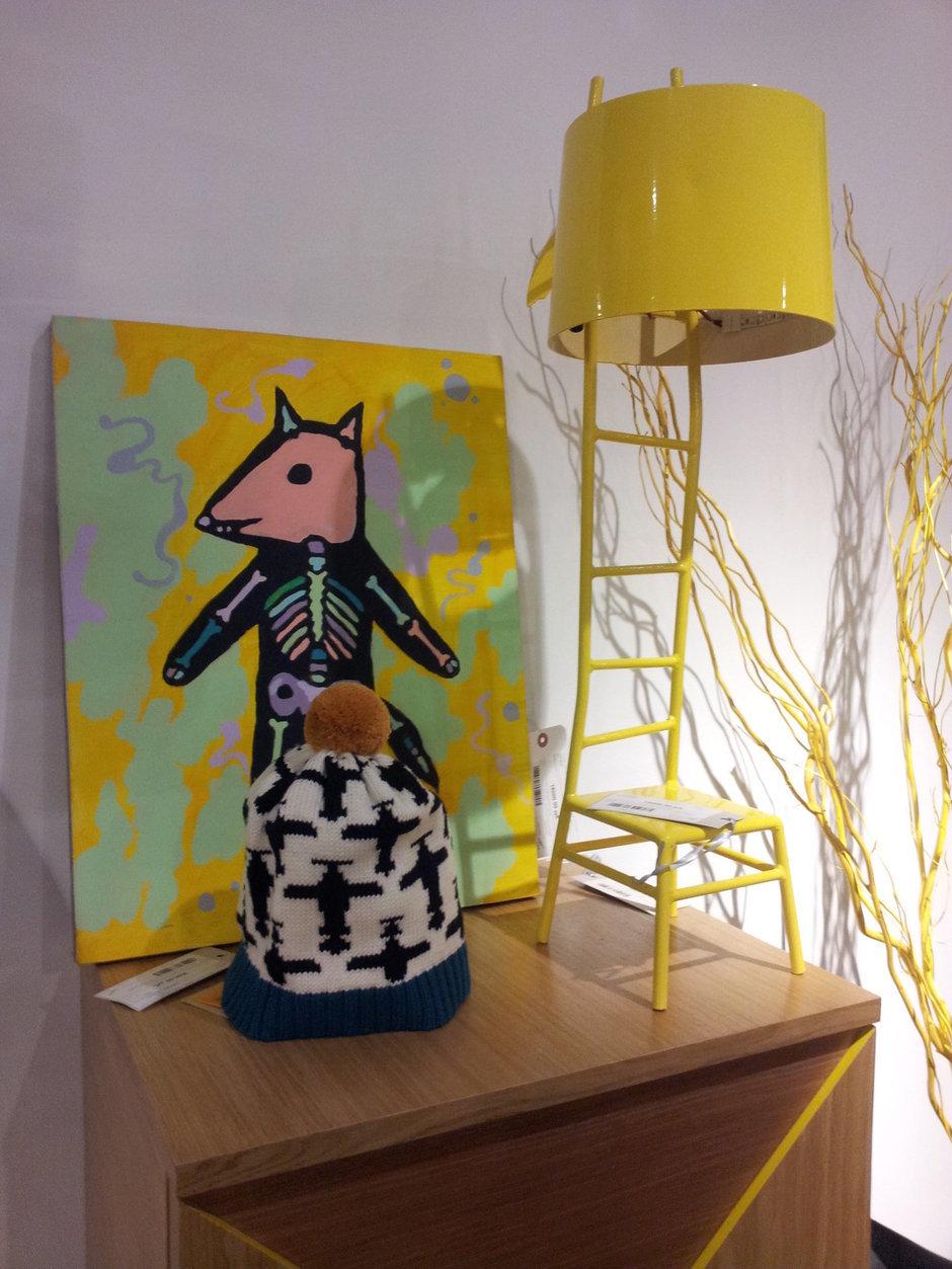 Фотография: Декор в стиле Эклектика, Карта покупок, August, Mateo, Woodi, Индустрия, Маркет – фото на InMyRoom.ru