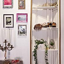Фотография: Декор в стиле Кантри, Скандинавский, Малогабаритная квартира, Квартира, Швеция, Дома и квартиры – фото на InMyRoom.ru