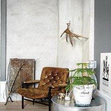 Фотография: Спальня в стиле Скандинавский, Дом, Швеция, Цвет в интерьере, Дома и квартиры, Белый, Черный – фото на InMyRoom.ru