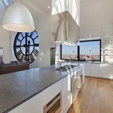 Фотография: Кухня и столовая в стиле Современный, Декор интерьера, Квартира, Дом, Дома и квартиры, Нью-Йорк, Пентхаус – фото на InMyRoom.ru