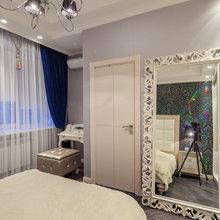 Фото из портфолио Светлая квартира в Нижегородской области – фотографии дизайна интерьеров на INMYROOM