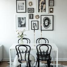 Фото из портфолио Квартира в Нью-Йорке – фотографии дизайна интерьеров на InMyRoom.ru