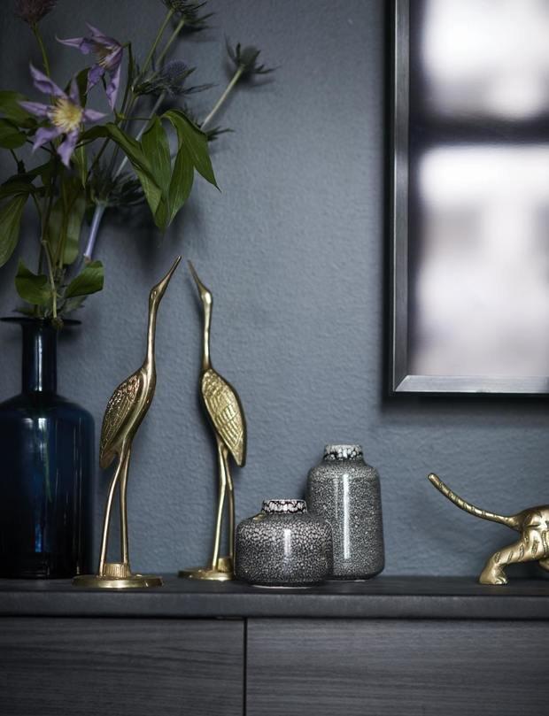 Фотография: Гостиная в стиле Современный, Скандинавский, Декор интерьера, Квартира, Швеция, Зеленый, Стокгольм, Серый, Фуксия, ИКЕА – фото на INMYROOM