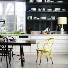 Фотография: Кухня и столовая в стиле Современный, Эклектика, Декор интерьера – фото на InMyRoom.ru