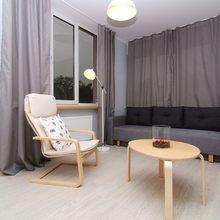 Фото из портфолио 1-но комнатная квартира (44.30 m²) – фотографии дизайна интерьеров на INMYROOM