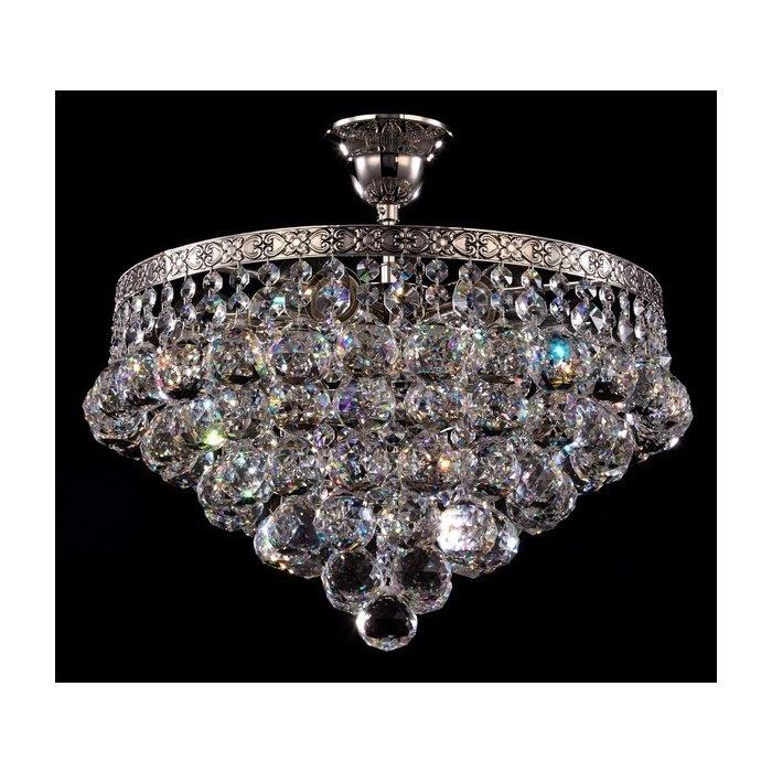 Потолочный светильник Maytoni Gala с декоративным плафоном из хрусталя