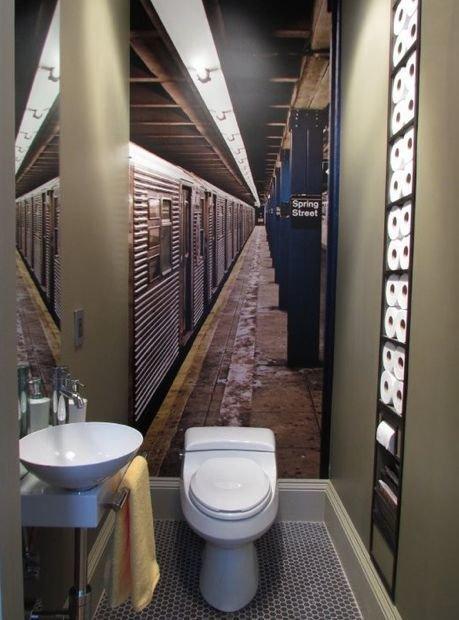 Фотография: Ванная в стиле Современный, Гид – фото на INMYROOM