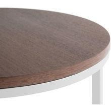 Стол журнальный Selso из дерева и металла