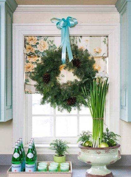 Фотография: Декор в стиле Классический, Кухня и столовая, Декор интерьера, Праздник – фото на InMyRoom.ru