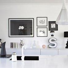 Фото из портфолио Черно-белый тренд – вне времени!!! – фотографии дизайна интерьеров на InMyRoom.ru