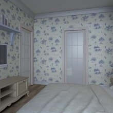 Фото из портфолио Наши интерьеры/ Прованс – фотографии дизайна интерьеров на InMyRoom.ru