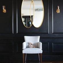 Фото из портфолио Интерьер в темных тонах – фотографии дизайна интерьеров на InMyRoom.ru