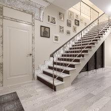 Фотография: Прихожая в стиле Кантри, Классический, Дом, Дома и квартиры, Прованс, Проект недели – фото на InMyRoom.ru