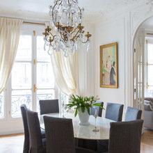 Фото из портфолио Квартира в Париже. – фотографии дизайна интерьеров на InMyRoom.ru