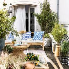 Фото из портфолио Летний загородный дом – фотографии дизайна интерьеров на InMyRoom.ru