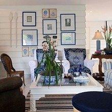 Фотография: Гостиная в стиле Кантри, Декор интерьера, Квартира, Дом, Стиль жизни, Советы – фото на InMyRoom.ru