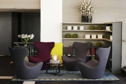 Фотография: Мебель и свет в стиле Лофт, Современный, Дома и квартиры, Городские места, Отель, Норвегия – фото на INMYROOM