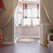 Фотография: Балкон, Терраса в стиле Современный, Эклектика, Квартира, Дома и квартиры – фото на InMyRoom.ru
