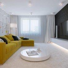 Фото из портфолио Желтый цвет в интерьере: акценты на деталях – фотографии дизайна интерьеров на InMyRoom.ru