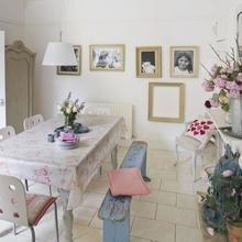 Фотография: Кухня и столовая в стиле Скандинавский, Дом, Дома и квартиры, Шебби-шик – фото на InMyRoom.ru