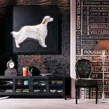 Фото из портфолио INDUSTRIAL LOFT – фотографии дизайна интерьеров на InMyRoom.ru