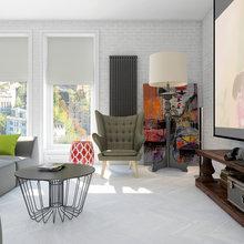 """Фото из портфолио Дизайн квартиры в комплексе """"Царская столица"""" – фотографии дизайна интерьеров на InMyRoom.ru"""