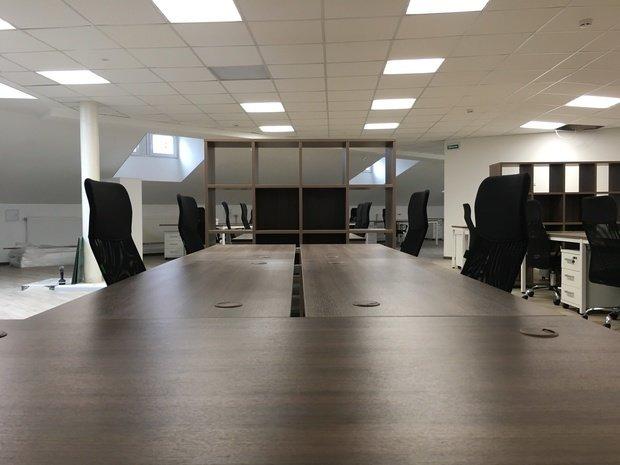 Фото из портфолио Офис IT компании – фотографии дизайна интерьеров на INMYROOM