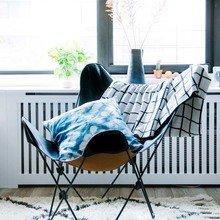 Фото из портфолио Красочный и дружественный дом с видом на Central Park, Нью-Йорк – фотографии дизайна интерьеров на INMYROOM