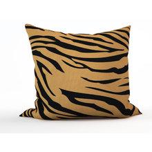 Декоративная подушка: Городские джунгли