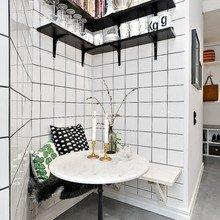 Фото из портфолио Идеи для маленькой  кухни, которые вдохновляют – фотографии дизайна интерьеров на INMYROOM