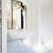 Фото из портфолио Отреставрированный сарай в Берлине – фотографии дизайна интерьеров на InMyRoom.ru