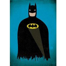 Принт Batman A2