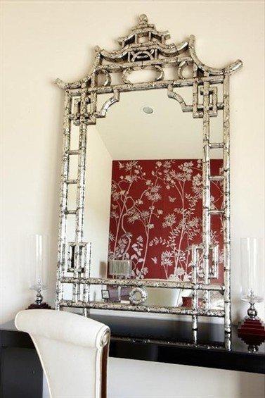 Фотография: Декор в стиле Восточный, Декор интерьера, Дом, Декор дома, Зеркало – фото на InMyRoom.ru