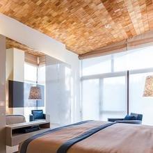 Фотография: Спальня в стиле Скандинавский, Дома и квартиры, Городские места, Отель, Проект недели – фото на InMyRoom.ru