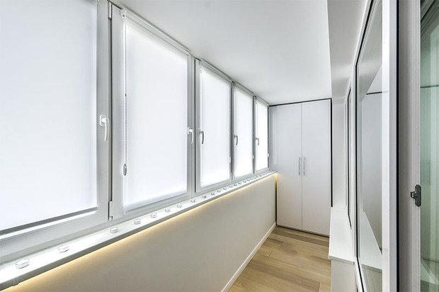 Фотография: Балкон, Терраса в стиле Современный, Гостиная, Декор интерьера, Интерьер комнат, Тема месяца – фото на InMyRoom.ru