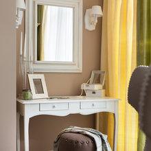 Фотография: Спальня в стиле Кантри, Классический, Эклектика, Квартира, Дома и квартиры – фото на InMyRoom.ru