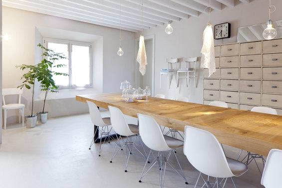 Фотография: Офис в стиле Скандинавский, Дом, Дома и квартиры – фото на INMYROOM
