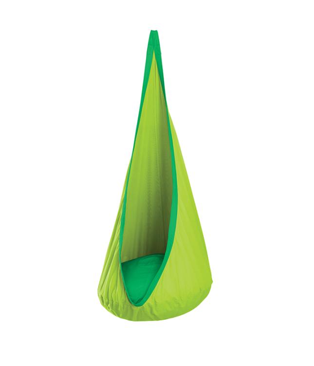 Детское подвесное кресло Nest Lime