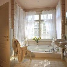 Фотография: Ванная в стиле Кантри, Дом, Дома и квартиры, Москва – фото на InMyRoom.ru