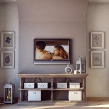 Фото из портфолио Радужная – фотографии дизайна интерьеров на INMYROOM