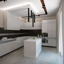 Фото из портфолио Дизайн дома в Риге – фотографии дизайна интерьеров на INMYROOM
