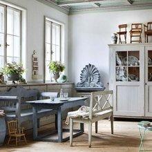 Фотография: Кухня и столовая в стиле Кантри, Дом, Дом и дача – фото на InMyRoom.ru