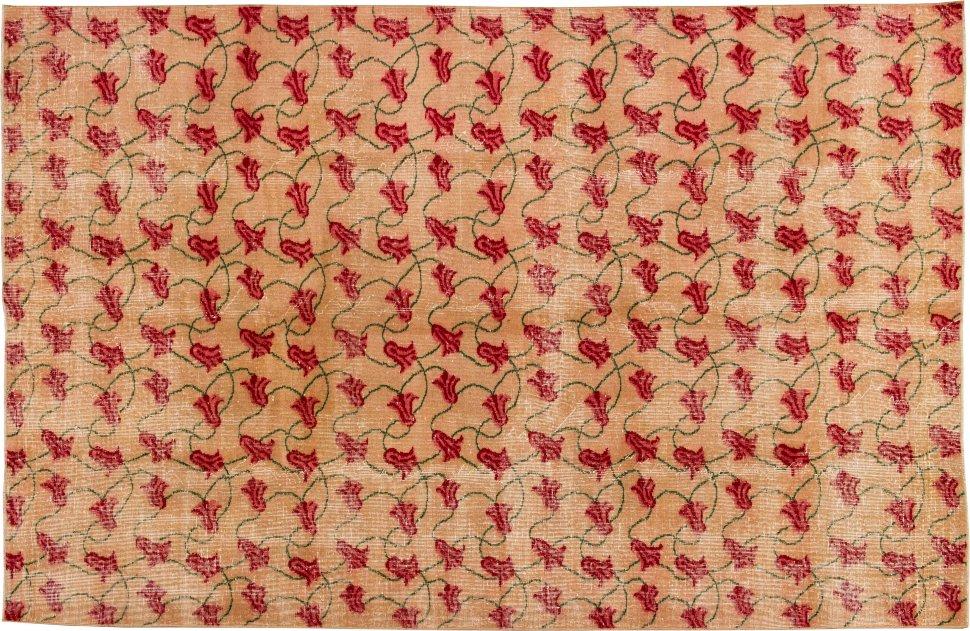 Винтажный ковер Art Deco 284x198, inmyroom, Иран  - Купить