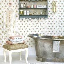 Фотография: Ванная в стиле Кантри, Стиль жизни, Советы, Ванна – фото на InMyRoom.ru