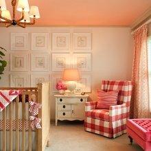 Фотография: Детская в стиле Кантри, Декор интерьера, Дизайн интерьера, Цвет в интерьере – фото на InMyRoom.ru
