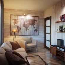 Фото из портфолио Музыкальная комнаты – фотографии дизайна интерьеров на INMYROOM